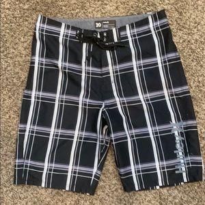 Boy's Hurley Board Shorts-size 20